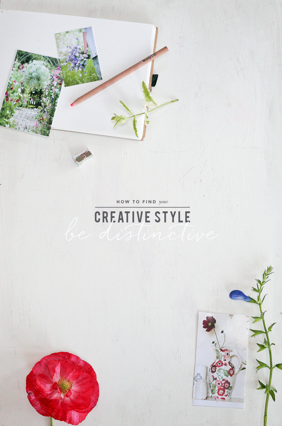 how to find your creative style