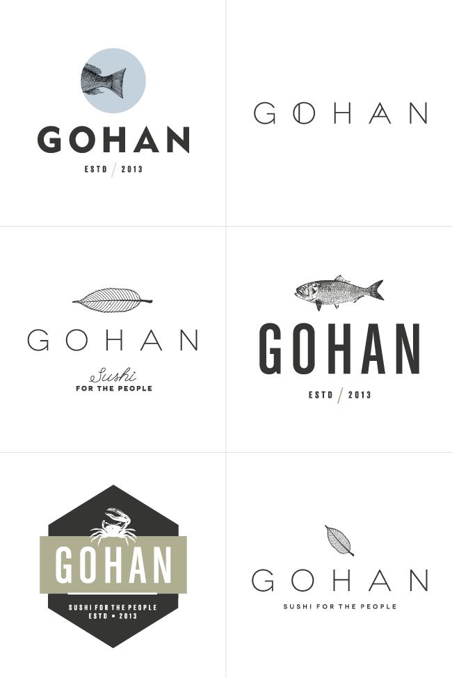 gohan-process
