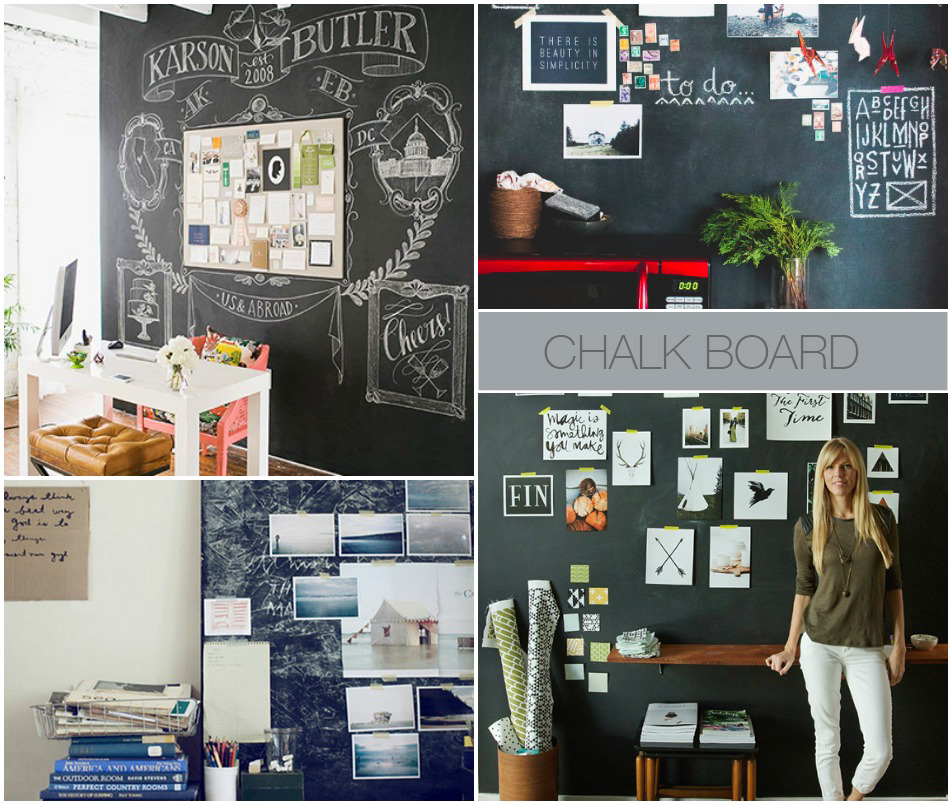 EclecticTrends-5 creative mood board techniques-chalk board