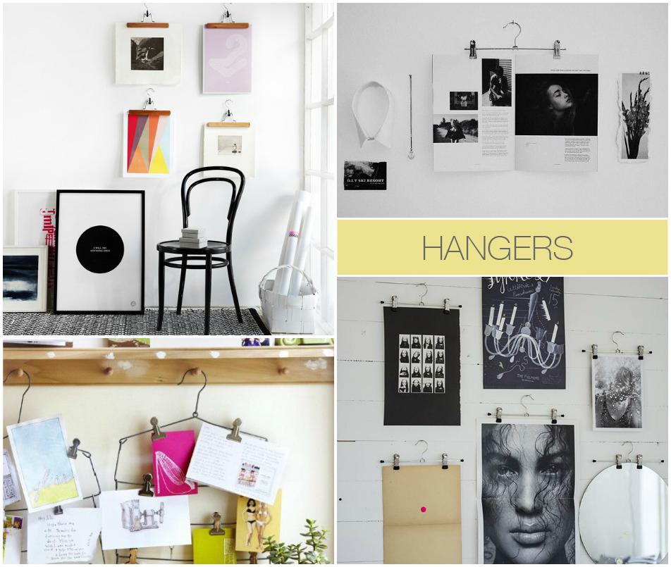 EclecticTrends-5 creative mood board techniques- hangers