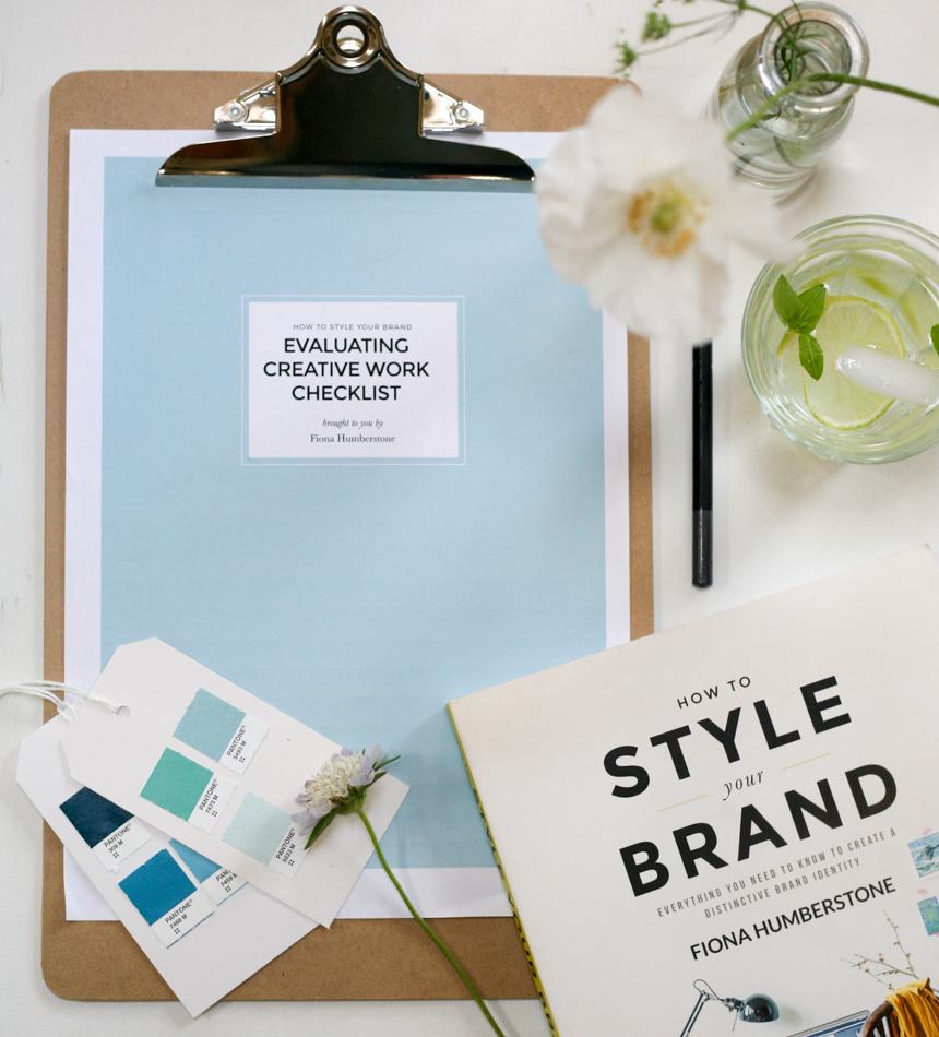 evaluating creative work the brand stylist-3