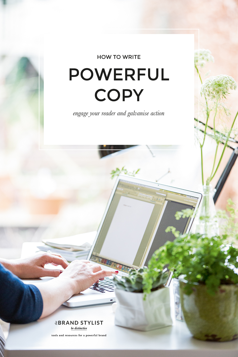 how to write powerful copy