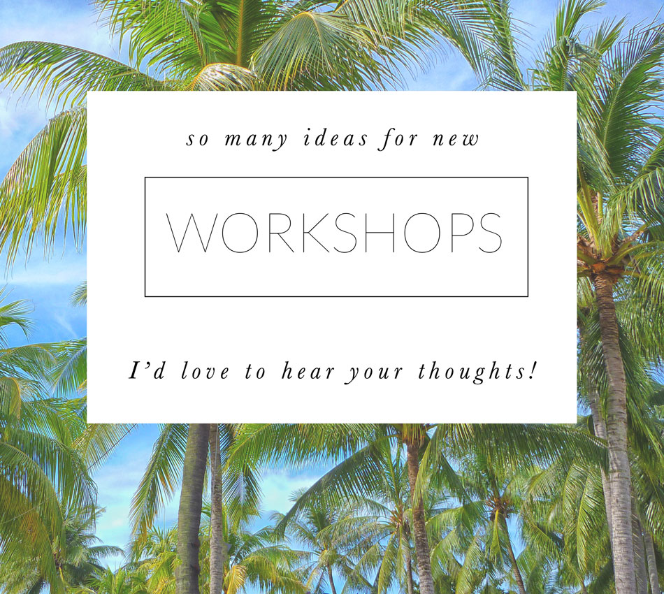 palm-workshops