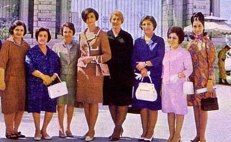 Iranian Women Parliamentarians 1970s