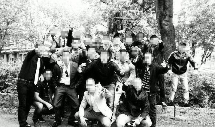 GJENG: VG har det siste året avdekket hvordan den kriminelle gjengen Young Bloods fikk vokse frem gjennom mer enn 10 år. Foto: Privat
