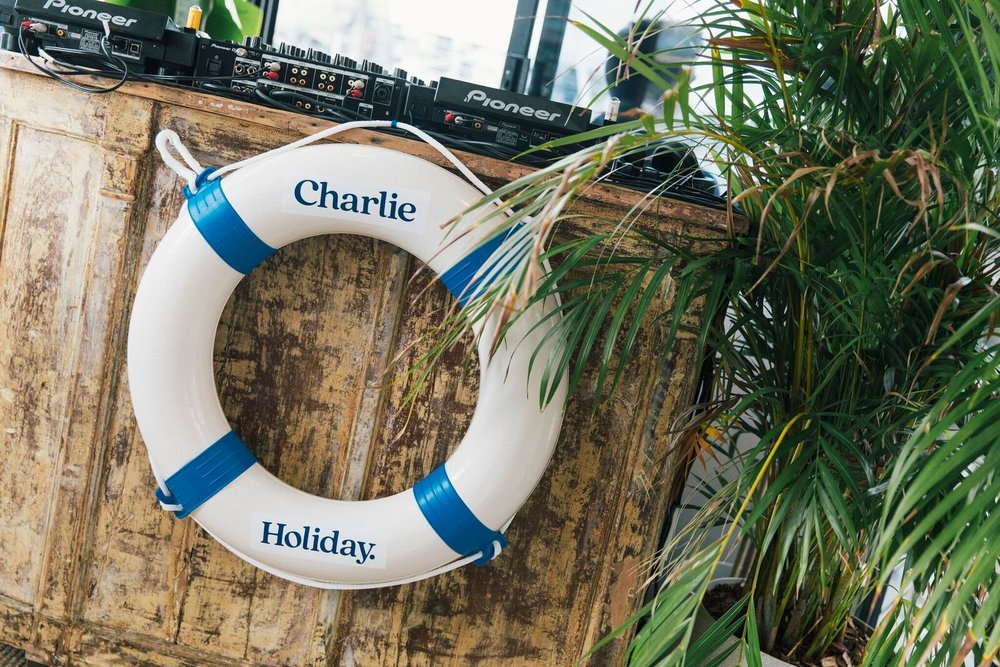 Charlie Holiday Launch Party - The Hamptons Sydney
