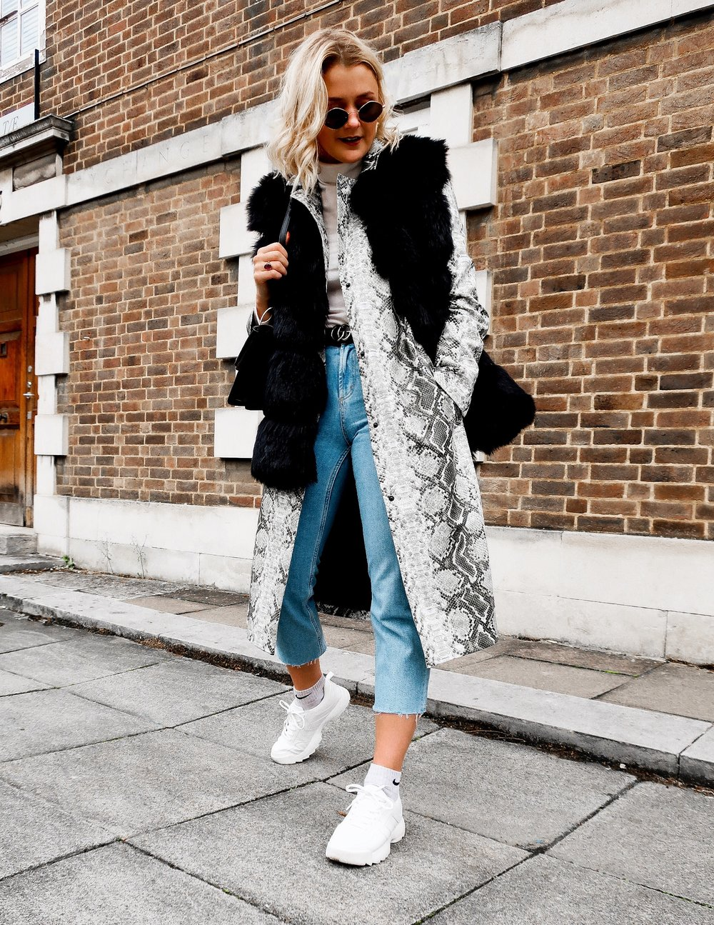 How to layer up in winter