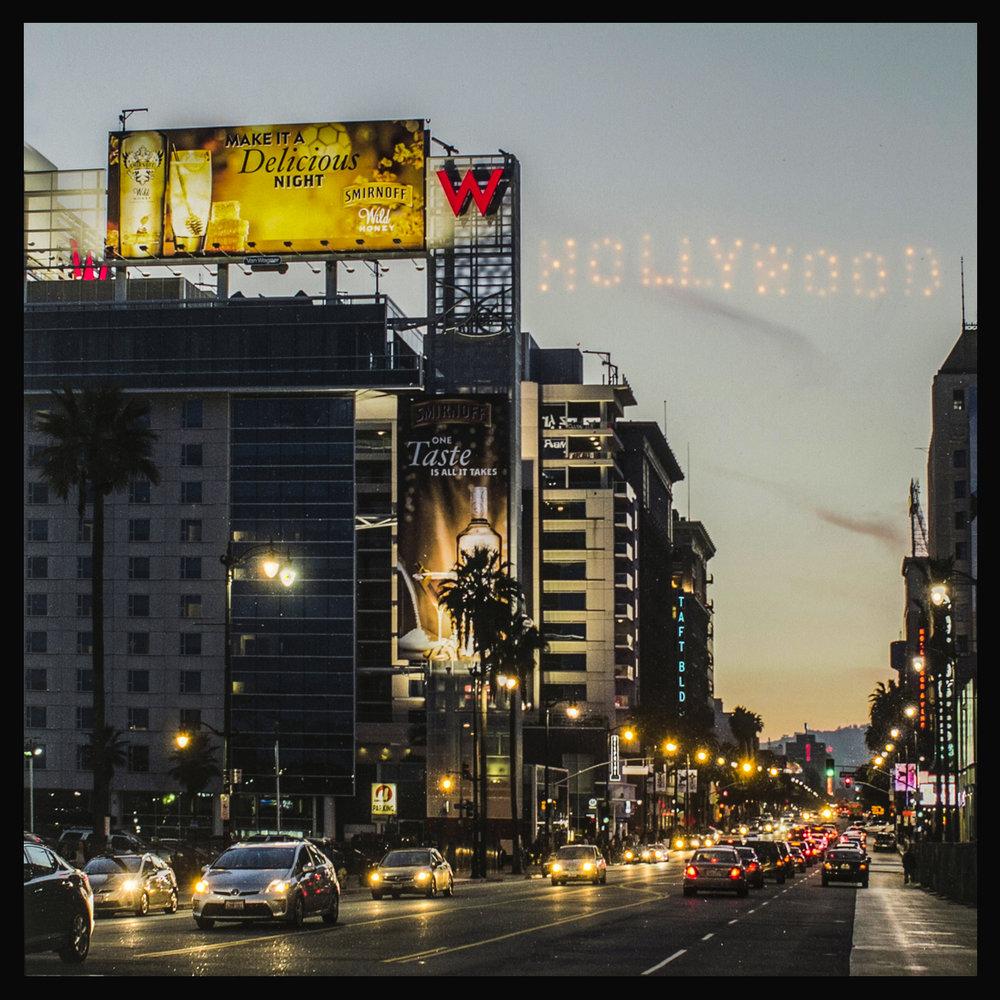 hollywood blvd LA