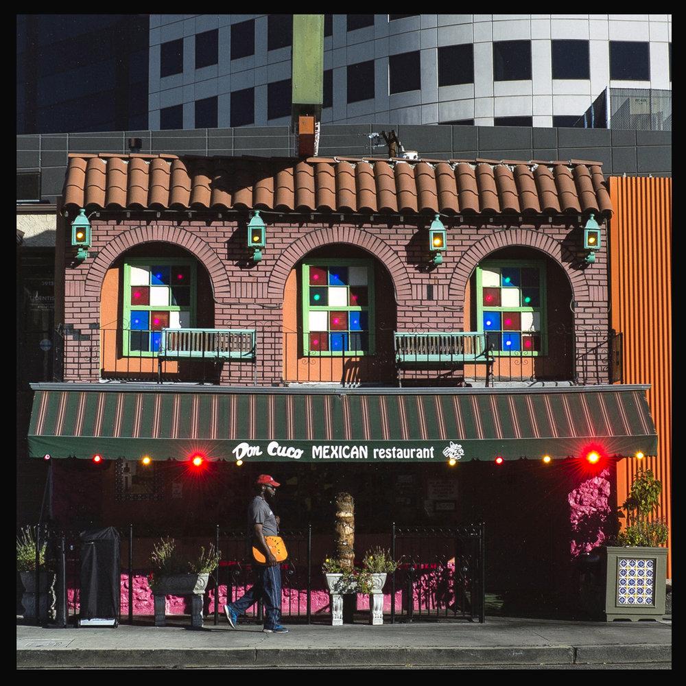 café burbank LA