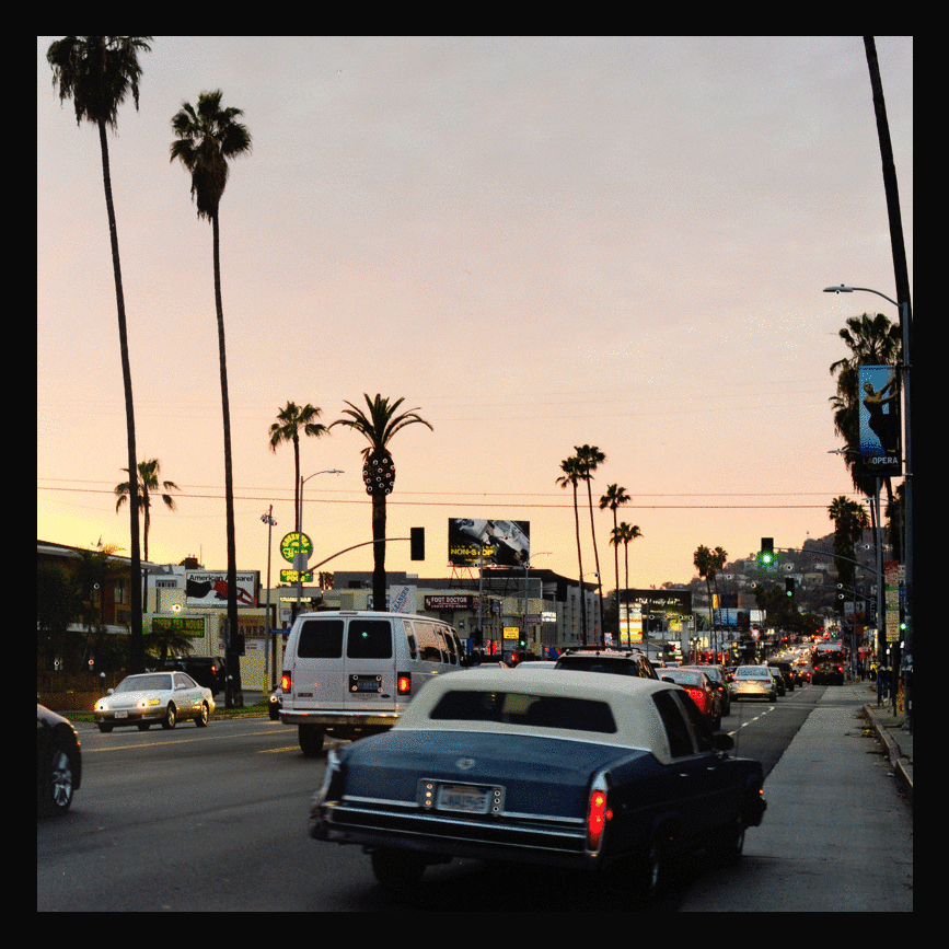sunset blvd LA
