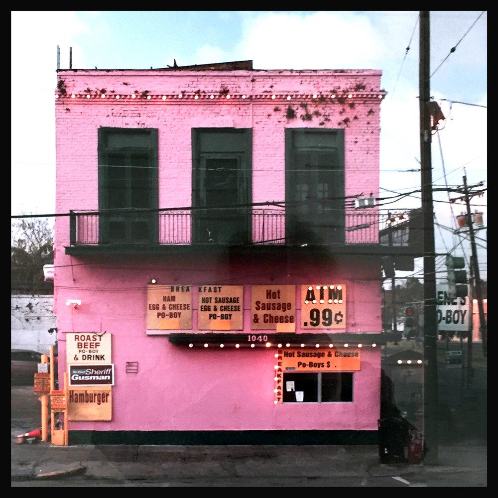 maison rose new-orleans