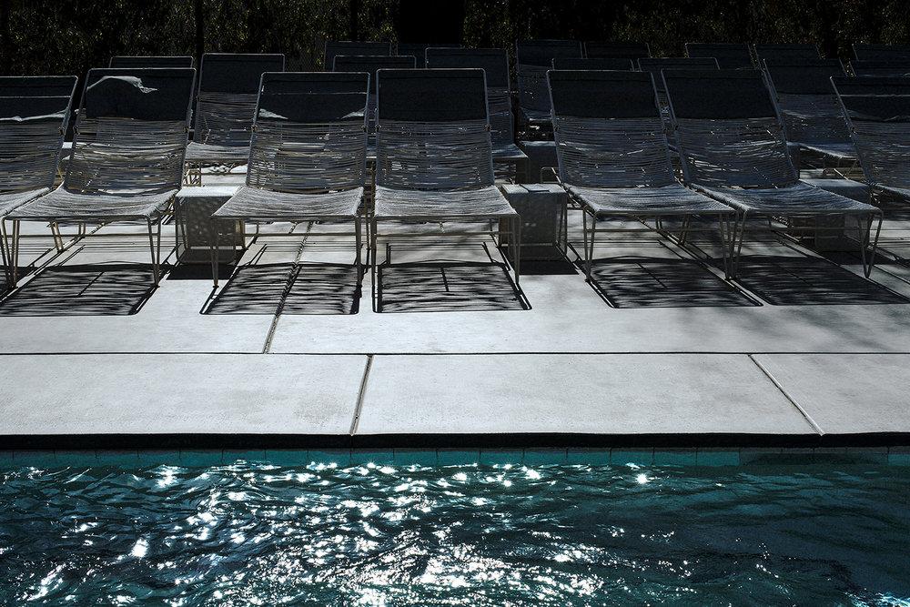 palm spring piscine