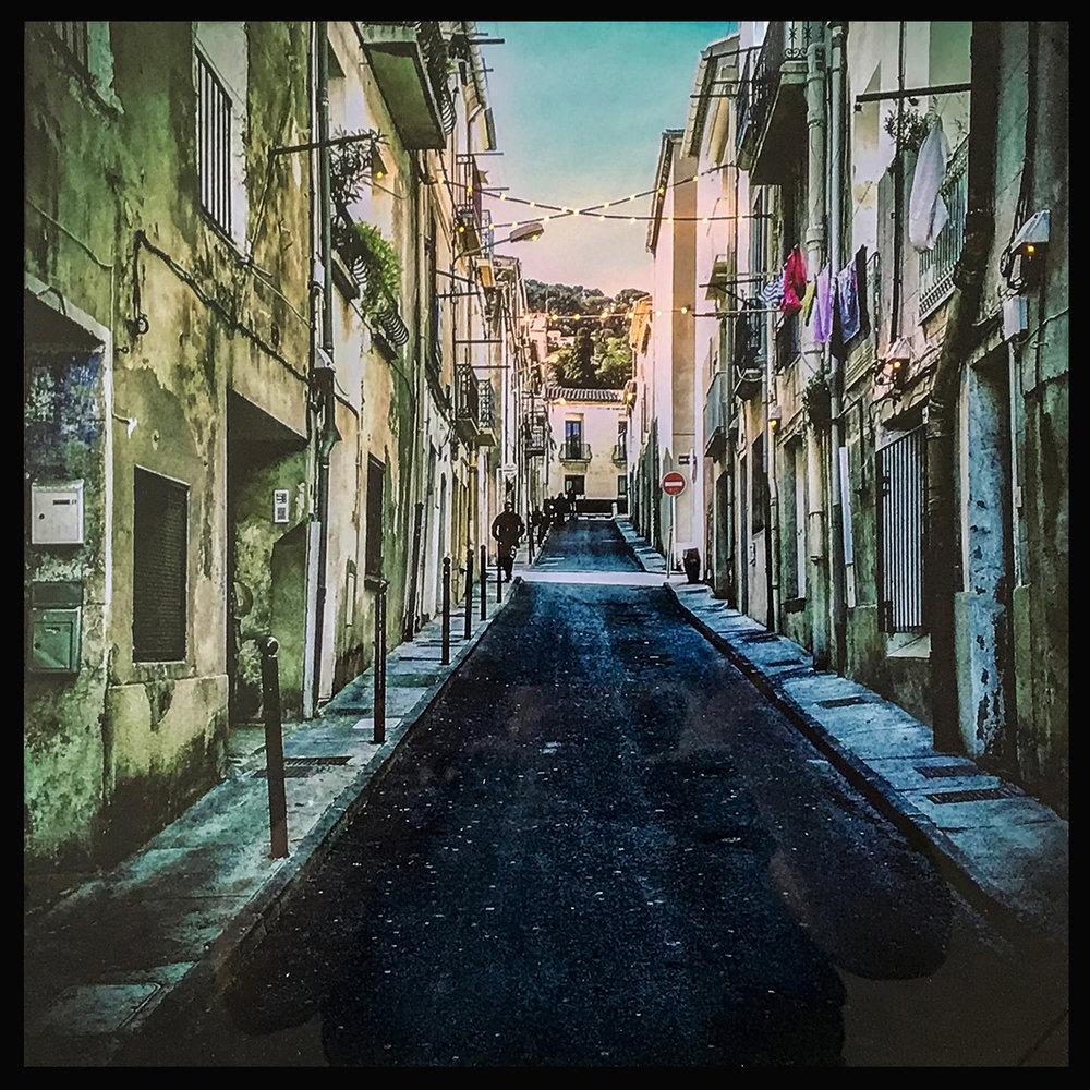 rue Georges Brassens sète