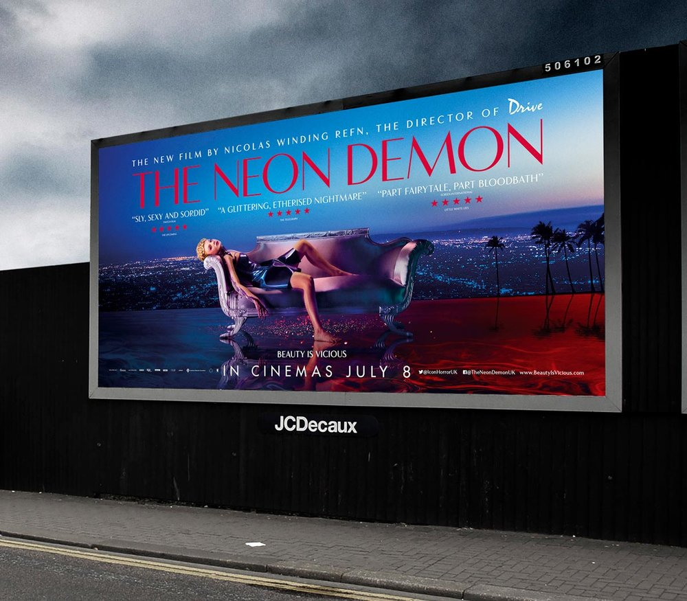 48 Sheet / Outdoor / Print / Thriller / Icon