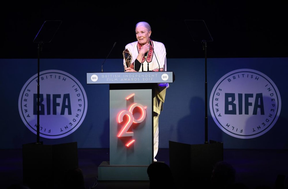 Stage / Environment / Print / Branding / Event / Awards  / BIFA