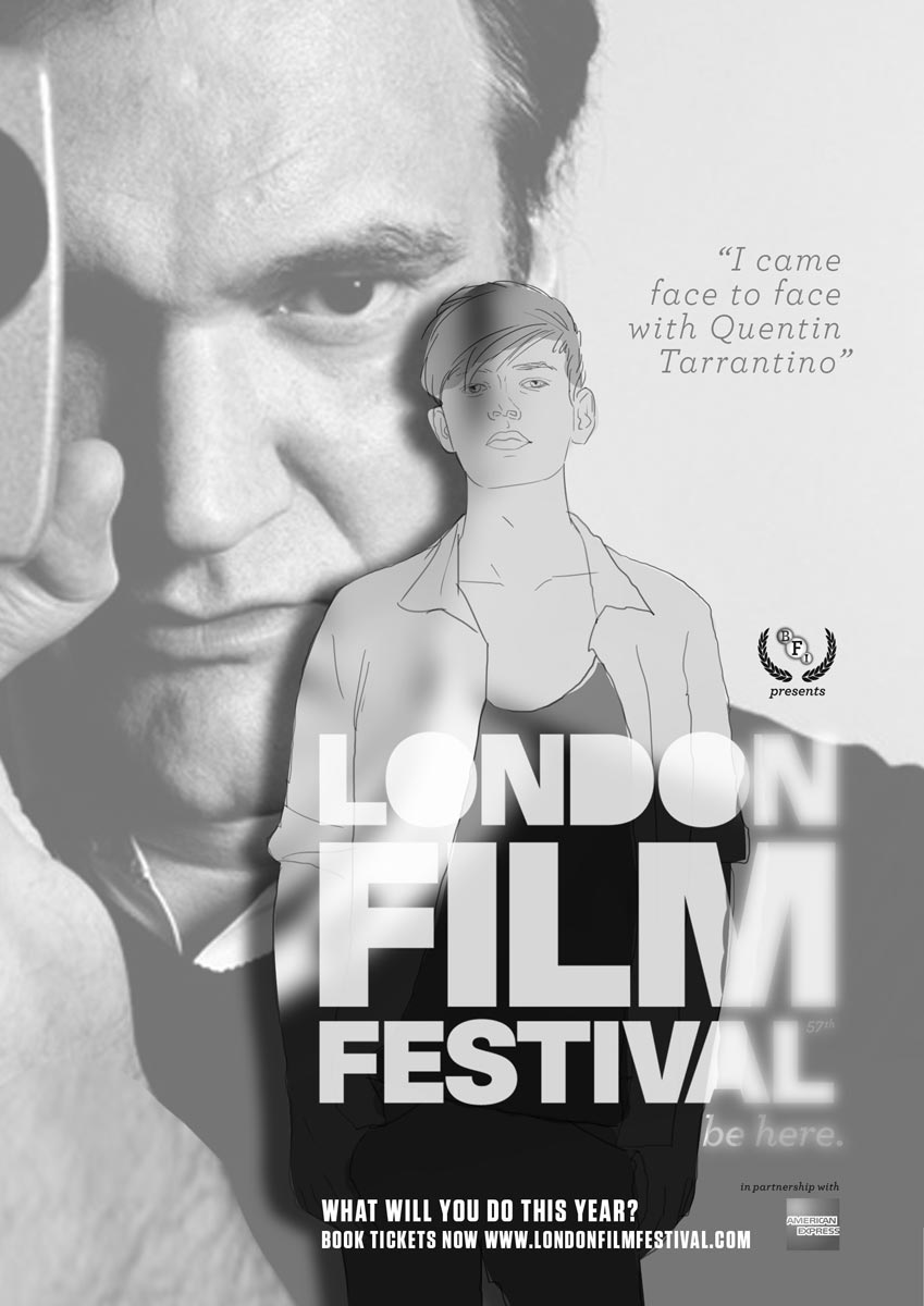 Concept / Print / Branding / BFI London Film Festival