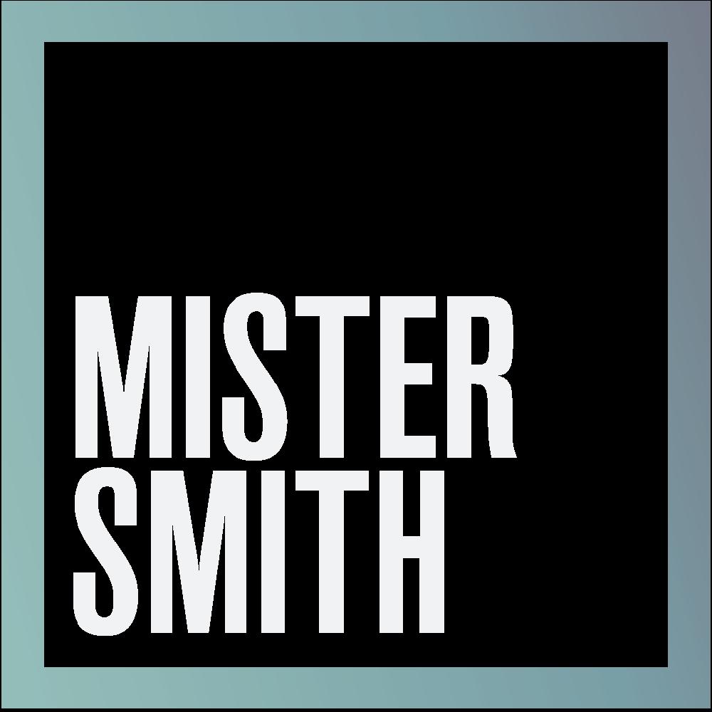 Logo / Branding / Mister Smith