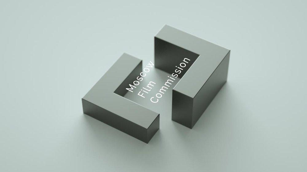 Logo Concept / Branding / 3D / Digital / Moscow Film Commision