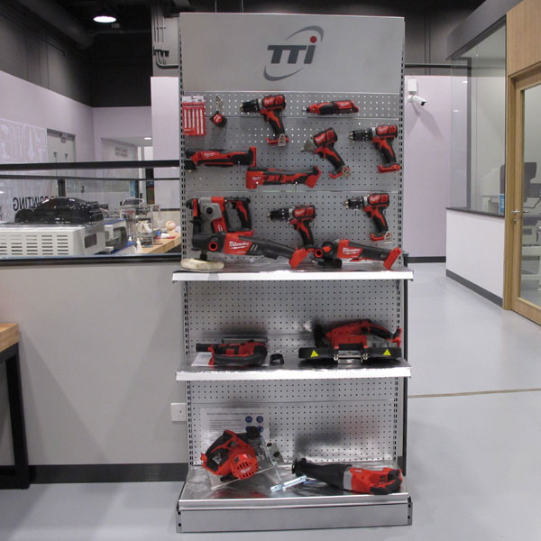 POWER HAND TOOLS (Sponsored by TTI. No booking required. First come first serve.)