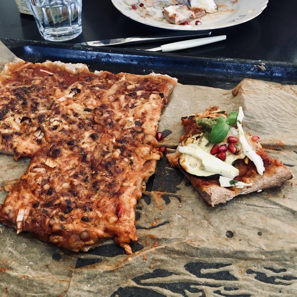 Plantebasert pizza, anyone?