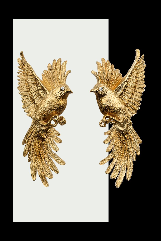 Must have - Mockingbird Earring