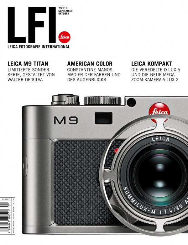 LFI - Leica Photographie International (2010)