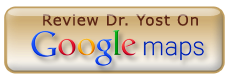 Read and write Reviews for Dr. Yost !