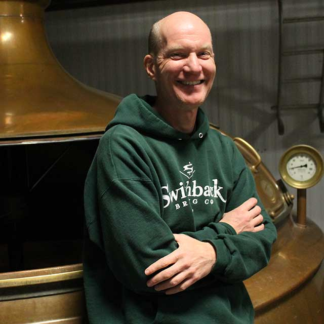 Bill Cherry  President/Co-Founder/Brewmaster