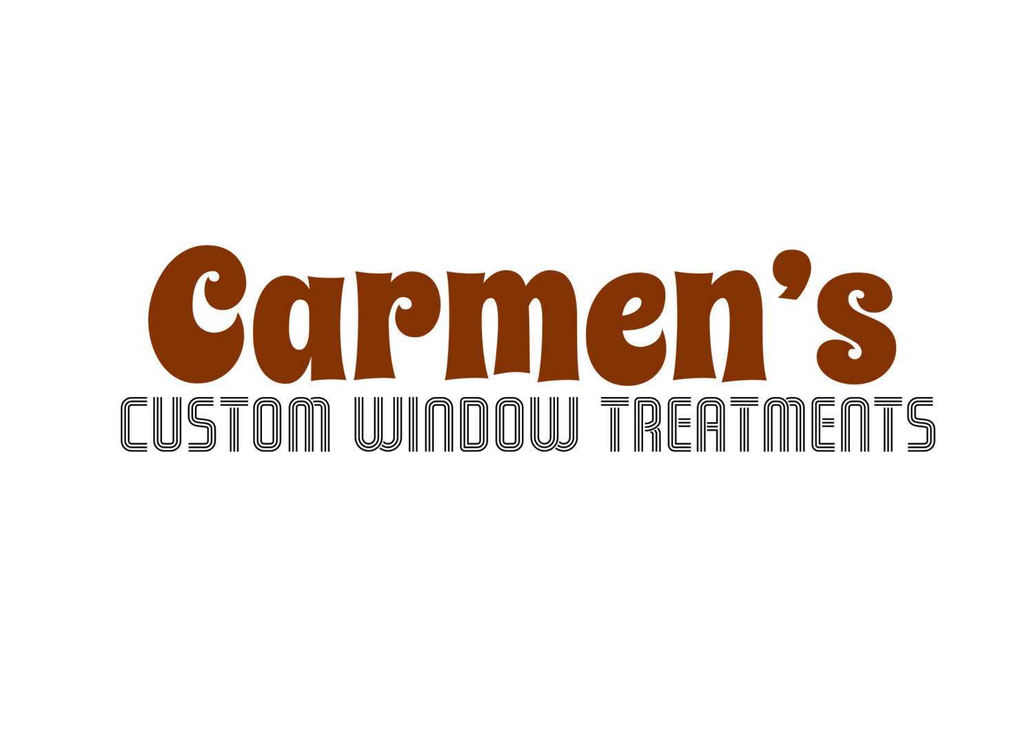 Carmen's Custom Window Treatments