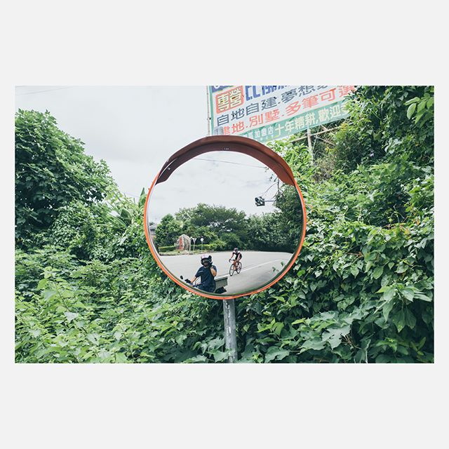 🔍 Traffic Mirrors • #Bicycle #Scooter #Adventure #AlbertBikeMaster #Mirror #StreetMirror #新竹 #台灣 #Hsinchu #Taiwan