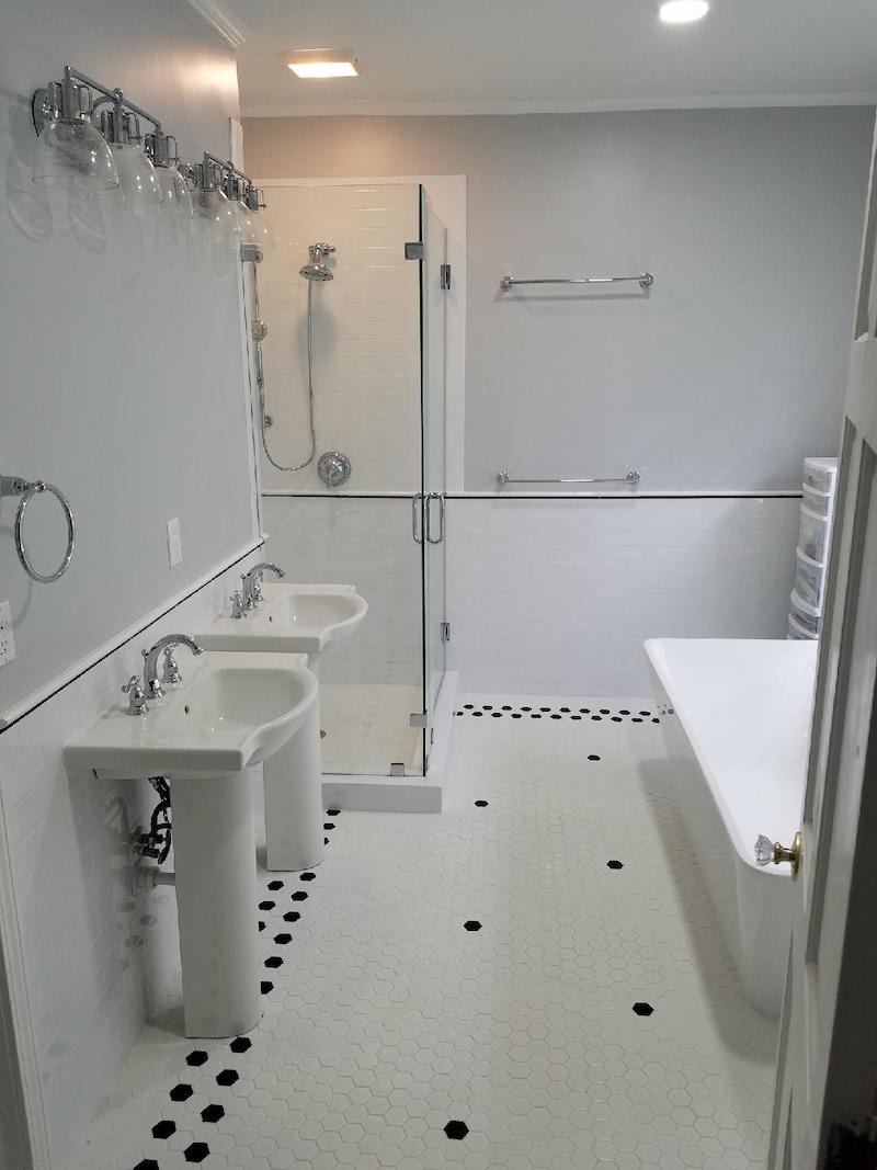 Atlanta Master Bathroom Remodeler