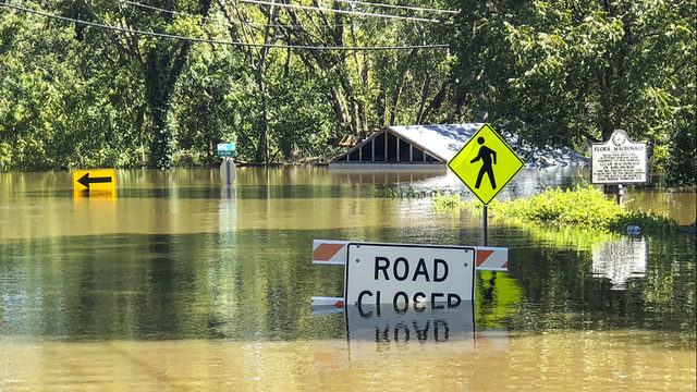 More and Higher Dams and Levees Would Prevent Flooding