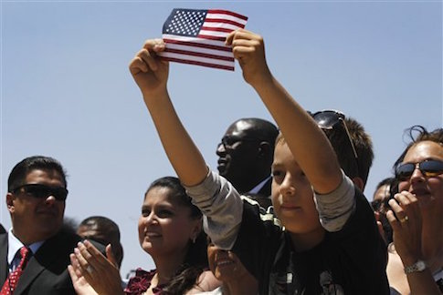 Hispanic Voters Support Deporting Criminal Illegal Immigrants