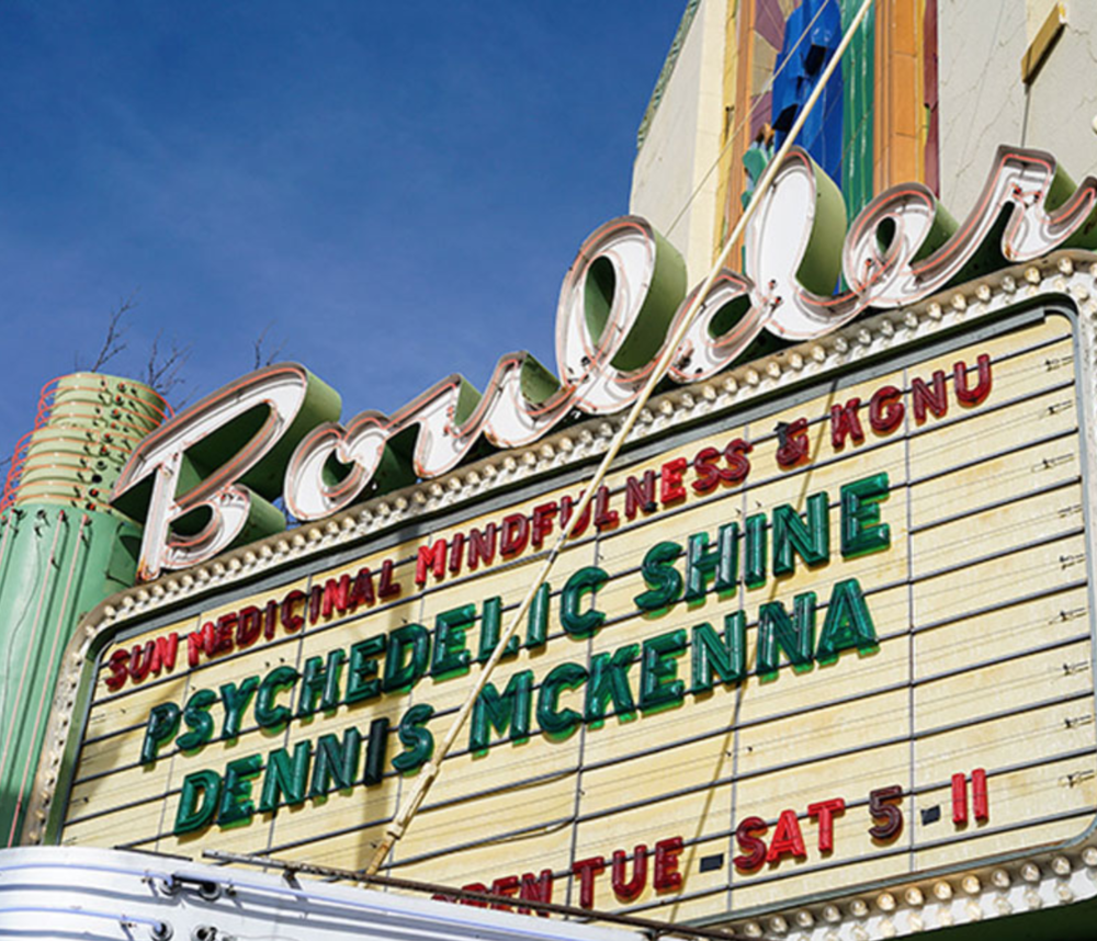 303Magazine.com - Psychedelic Shine at the Boulder Theatre: A Revolution in the Science of Psychedelics is Happening in Boulder
