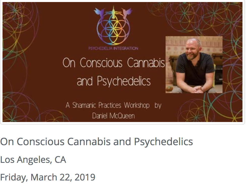 PotGuide.com  California - PsychedeLiA's Shamanic Practices workshop series hosts medicine people who share about the historical background, contemporary practices and integration of natural, indigenous psychedelics. The workshop is presented in an informative, interactive and intimate salon-style evening.