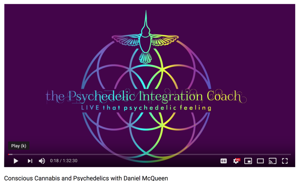 YouTube.com - PsychedeLiA's Shamanic practices workshop with Daniel McQueen, founder of Medicinal Mindfulness in Colorado.
