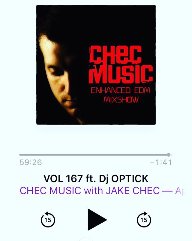 Don't forget to grab the new show with a special tribute to @avicii #edmradio #checmusic #housemusiclovers https://itunes.apple.com/ca/podcast/chec-music-with-jake-chec/id372456706?mt=2&i=1000409547518