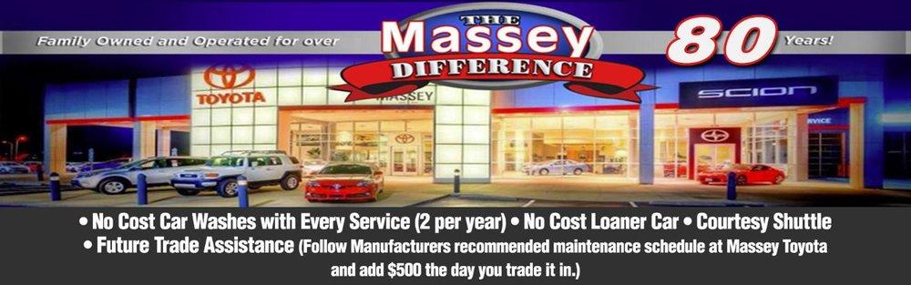 Massey Toyota. U201c