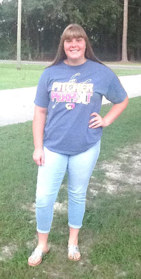 Rebekah Howard, ninth grade, South Lenoir High School