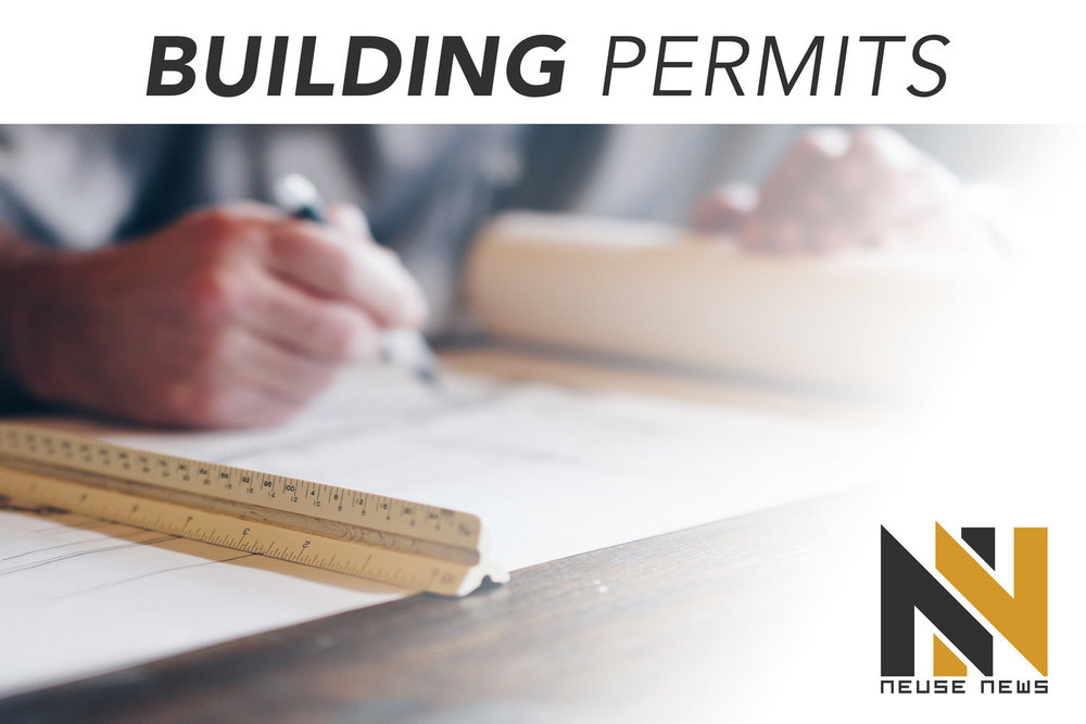Lenoir County building permits for July — Neuse News