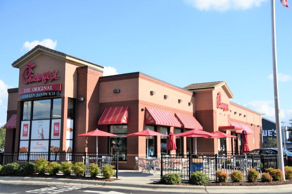 Chick-fil-A Kinston | 4499 Us Highway 70 W, Kinston, NC 28504 | Click the picture to visit the Chick-fil-A Kinston  website .