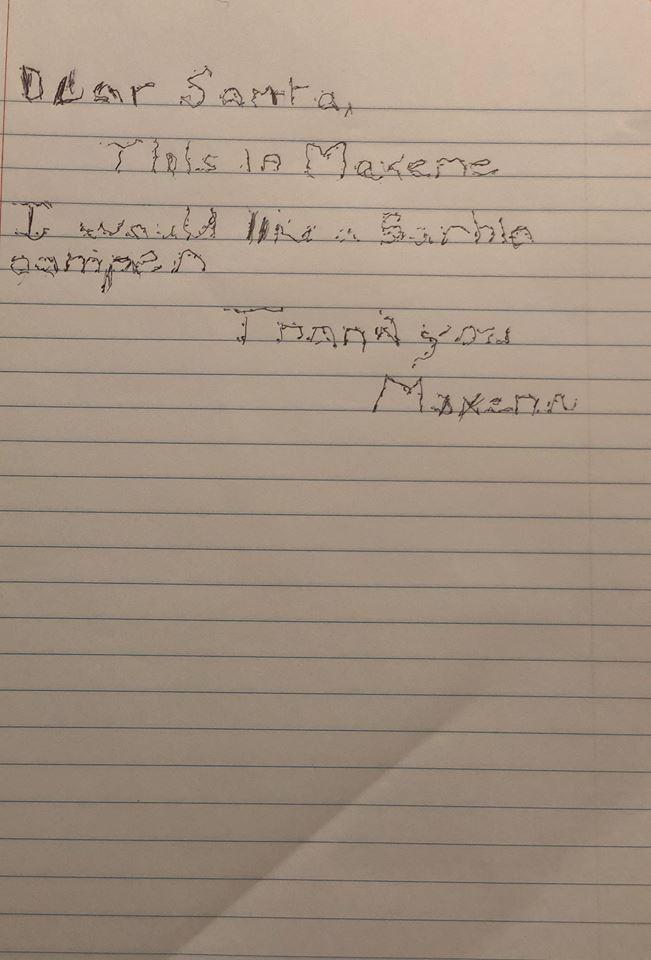 Maxene is 4