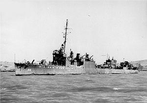 USS George F. Parrott
