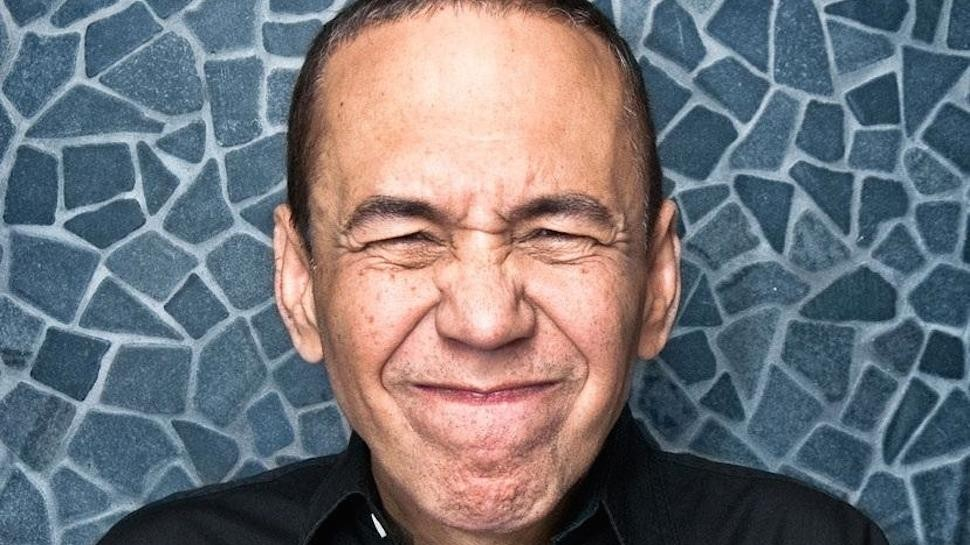 Gilbert Gottfried during the 2018 eclipse / YouTube image