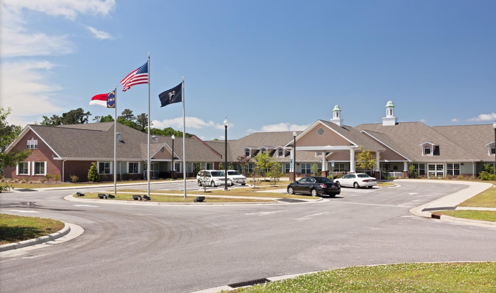 Veterans Home in Kinston named best by U S  News & World