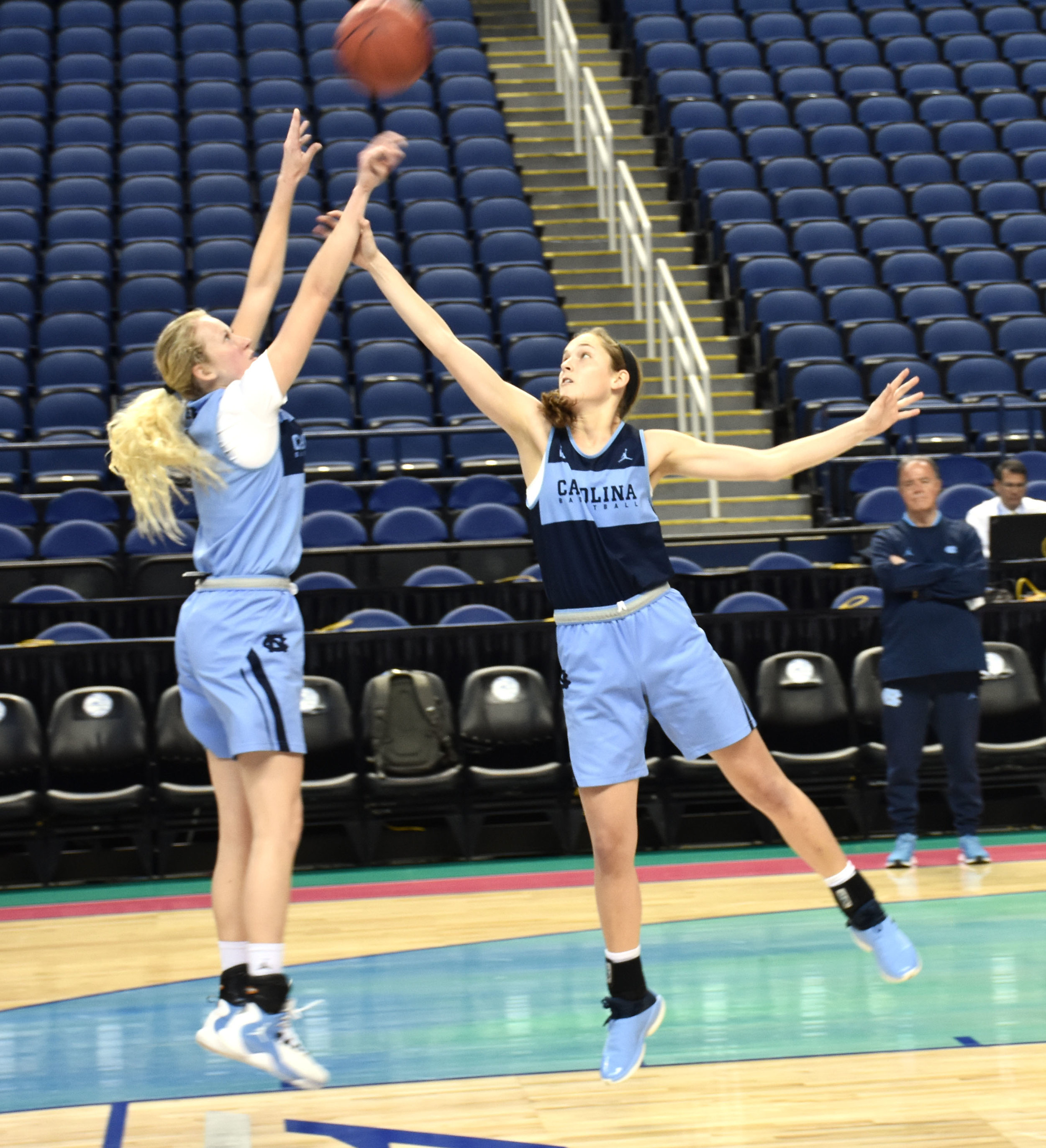 4cf57adefb6 UNC s West puts the  student  in student-athlete — Neuse News