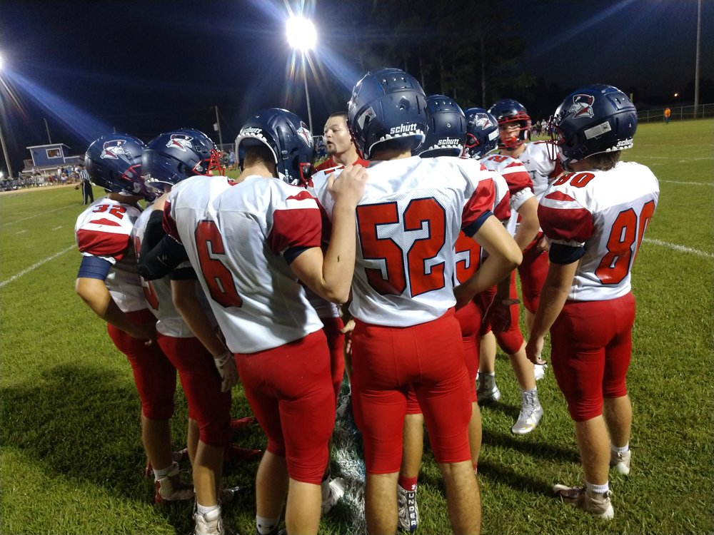 APA falls to Bear Grass Charter in second 11-man game of the