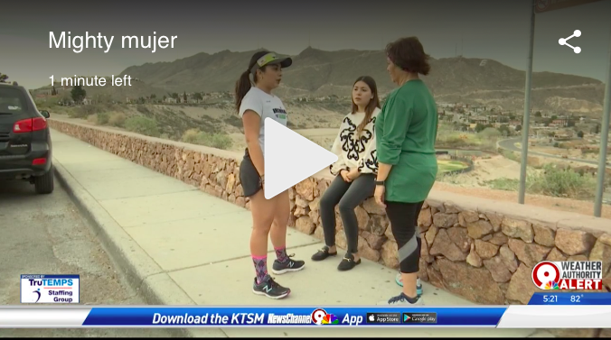 April 2, 2018 on  KTSM NewsChannel9