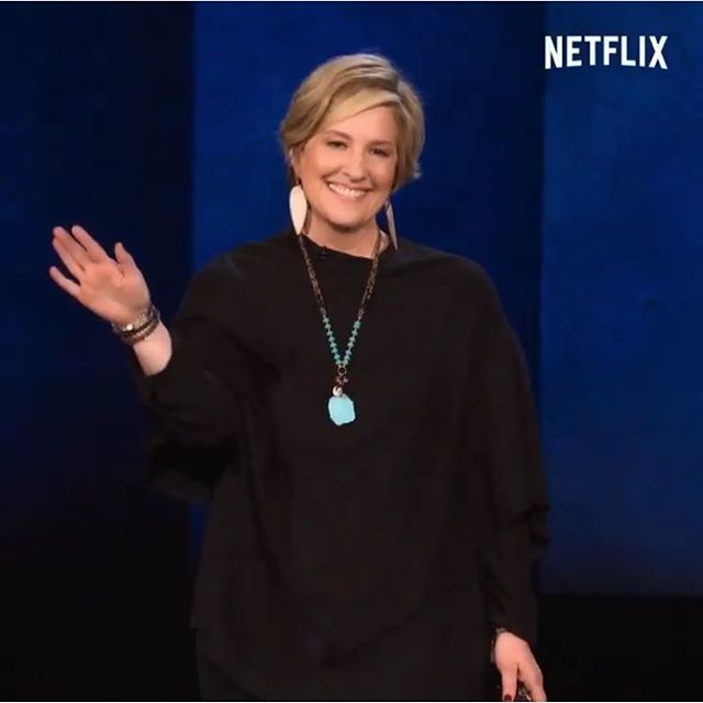 Counting down the days to Brene Brown's special on @Netflix 👏🏻Vulnerability and shame are universal experiences of being human that help us understand ourselves and our connection with others ❤️ @brenebrown #daringgreatly #vulnerability #courage #truebelonging