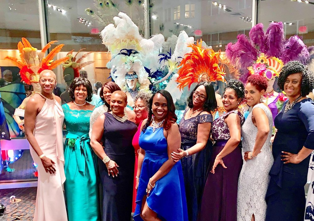 VIADC Winter Ball Decoration Committee 2019